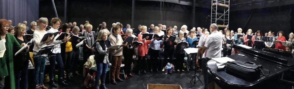 Répétition Requiem de Verdi