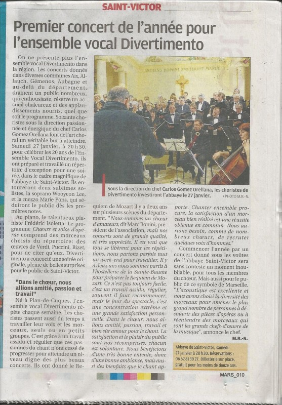 article-laprovence-19-01-18